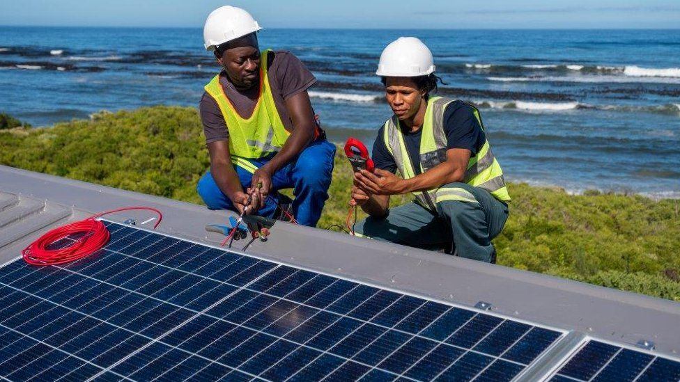 Kan grön energi driva Afrikas framtid?